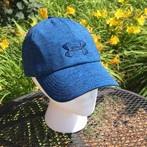 Women's blue Under Armour Hat